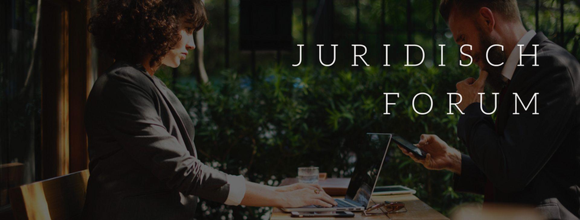 juridisch forum
