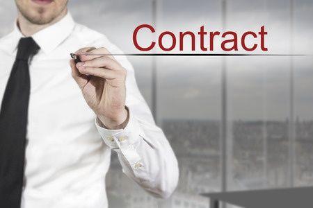 aanzegtermijn voorbeeldbrief Wat is de aanzegtermijn bij een tijdelijk contract? aanzegtermijn voorbeeldbrief