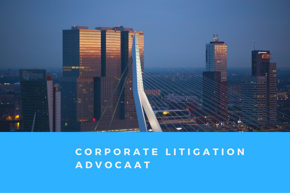 Corporate litigation en advocaat corporate litigation Nederland