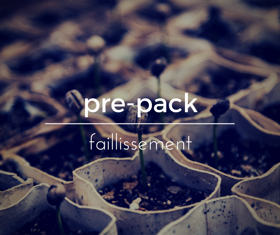 Pre-pack faillissement en methode voor doorstart via pre-packs