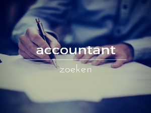 Accountant zoeken