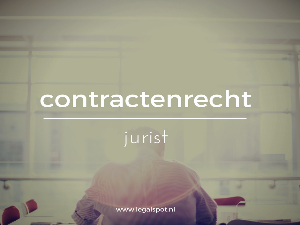 Jurist contractenrecht