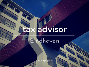 Tax advisor in Eindhoven