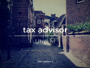 Tax advisor Utrecht